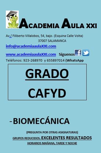 cafyd